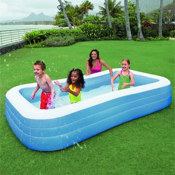 Où trouver Piscine gonflable grande taille | Conseils