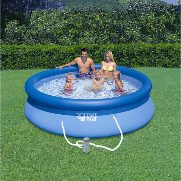 Installer Piscine hors sol brico plan it | Avis