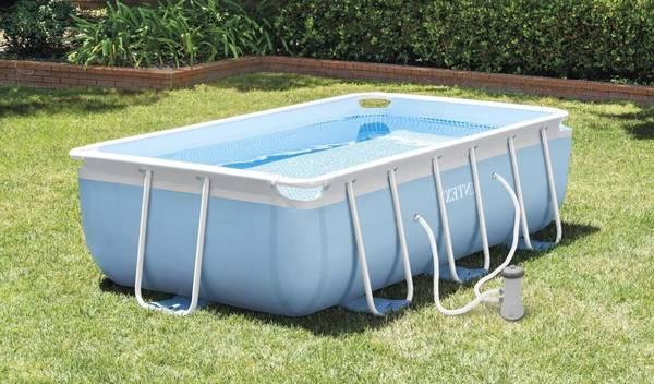 Comment installer Piscine intex sequoia | Pisciniste