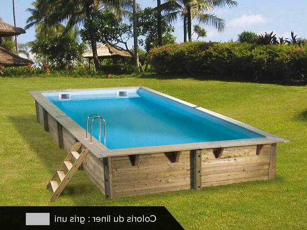 piscine tubulaire graphite